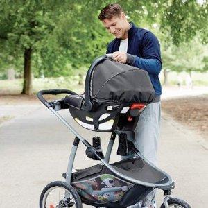 8折包邮 收高性价比的Mode 3即将截止:GRACO 童车、婴儿安全座椅旅行套装特卖