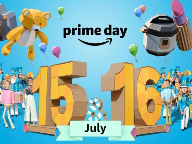 亚马逊Prime Day 48小时...