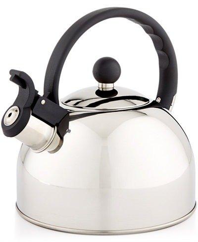 1.5夸脱不锈钢烧水壶
