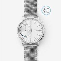 Skagen 金属色表带手表