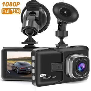 $44.99(原价$369.99)闪购:T-mars 170度广角高清1080P运动摄像机