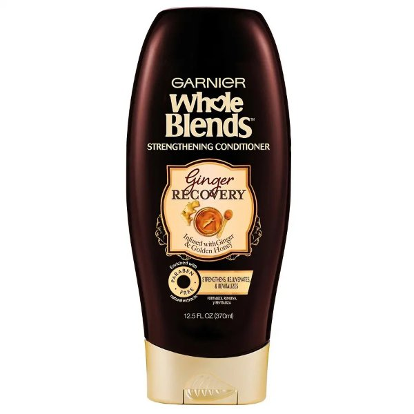 Garnier Whole Blends 姜味修复护发素