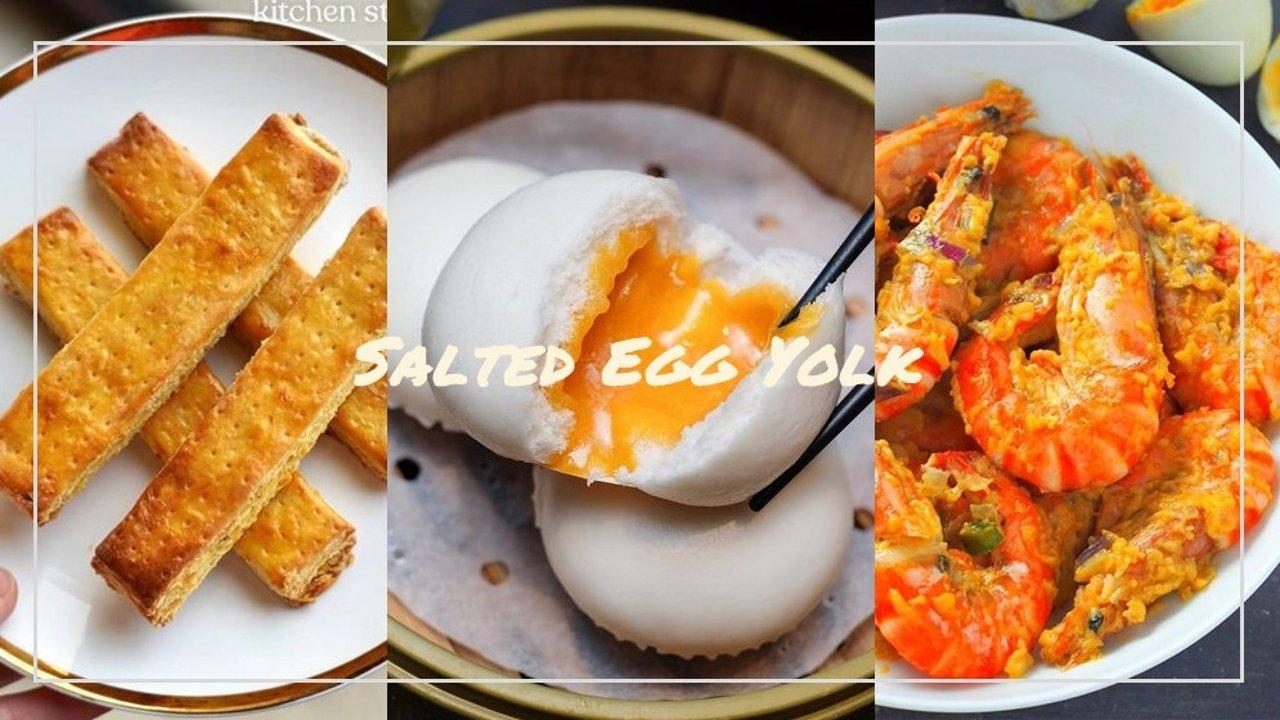 教你自制网红咸蛋黄酱,超快手无添加!附N种惊艳吃法灵感!