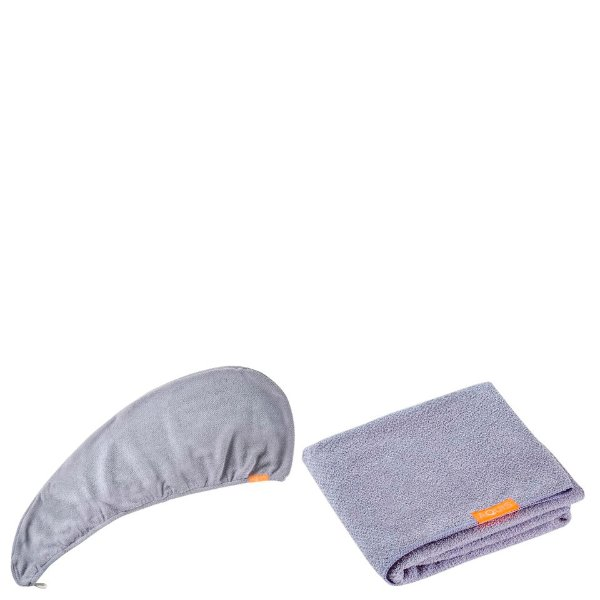 Lisse 干发帽+干发毛巾