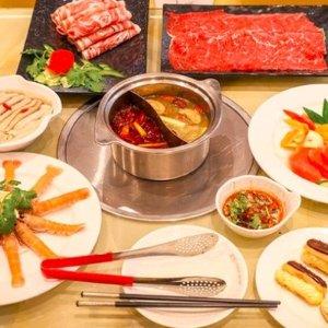 $99 (原价$134)Legend雷神 两人火锅海鲜自助餐