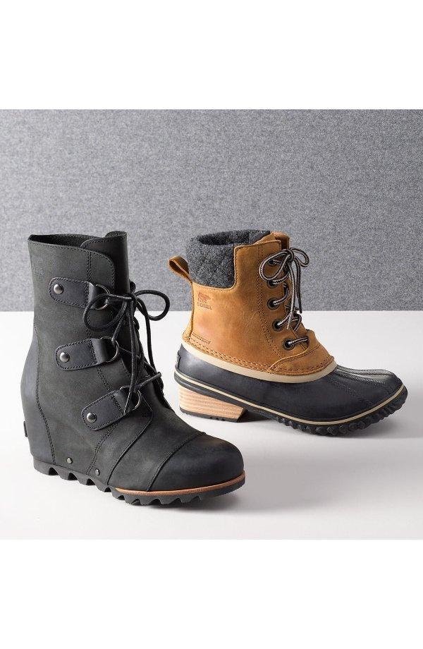 Slimpack II 防水靴