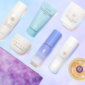 $125($165 value)New Arrivals:Tatcha ULTIMATE MINI RITUAL SET Sale