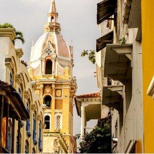 $499起  彩色房子+加勒比假期4/5/6天文化遗产小城卡塔赫那机票 + 酒店旅行套餐 春假好去处