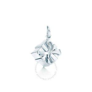 Tiffany & Co.纯银小礼盒串珠