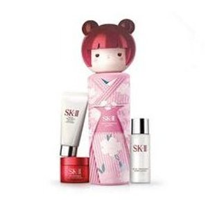 SK-II和福娃娃款神仙水套装