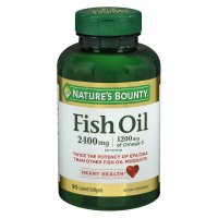 Nature's Bounty 鱼油2400mg