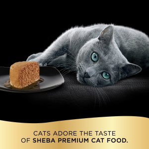 BOGO 40% offSheba Cat Food Variety Packs @ Petco