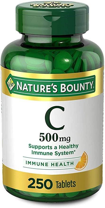 维生素C 500mg, 250片