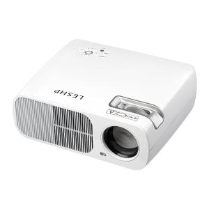 $60 (原价$189.99) 超低价!闪购:LESHP 3200流明 1080P HD 3D家庭影院投影仪