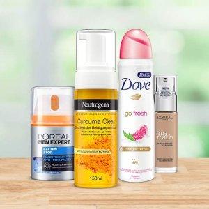 变相7.5折 €3.45收头发干洗喷雾Amazon 个护美妆买4付3 男女护肤、化妆品、家用清洁消耗品