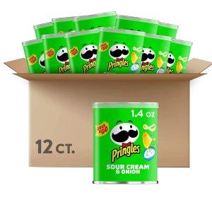 $9.49Pringles Potato Crisps Chips 12 Packs