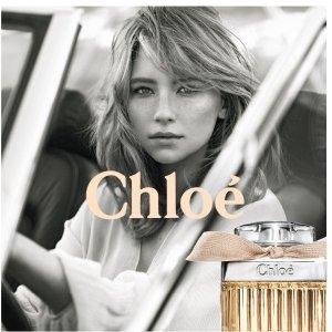 低至5折+送礼 仅€20就能入经典香Chloé 手链免费送!高颜值香氛 全网最低价 丝带香水、爱情故事