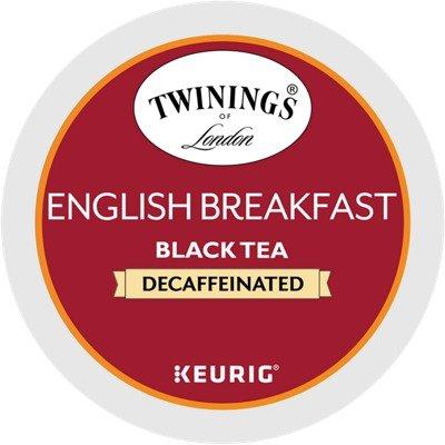 无咖啡因英式早餐红茶胶囊 24颗装