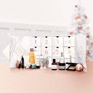 变相1.4折 售价€81.56(价值€550+)折扣升级:Beauty Expert 圣诞日历发售 产品全部都是正装