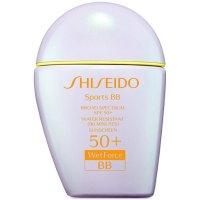Shiseido 润色防晒霜