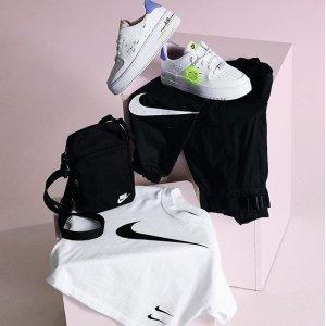 低至6折+无门槛免邮Nike官网 特价区男女运动服饰、鞋履上新热卖