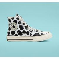 Converse Animal Print Chuck 70 高帮帆布鞋