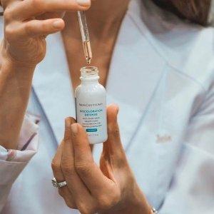 最高送3样好礼 包括CF美白 B5补水SkinCeuticals 杜克色修 护肤品热卖中