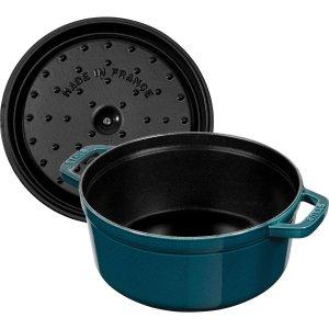 Staub法国制造法国铸铁锅 3.8L