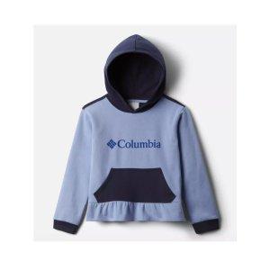 额外8折 封面史低$11.99收Columbia 儿童抓绒卫衣/夹克会员折上折大促 多款刷史低