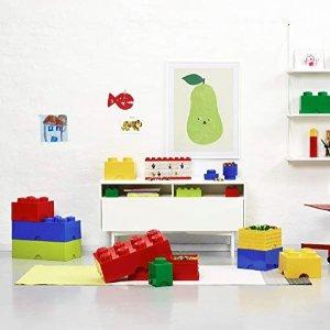 低至$14.84LEGO 大号玩具收纳盒,收大头娃娃款和大型砖块款