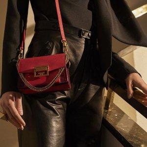 8折 折扣区低至3折 可叠加Givenchy 精选包包、服饰热卖 可盐可甜 收唐嫣同款