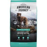 American Journey 无谷羊肉红薯狗粮 24lb