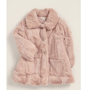 低至2.1折Juicy Couture儿童服饰年末大促 毛毛套装好价收