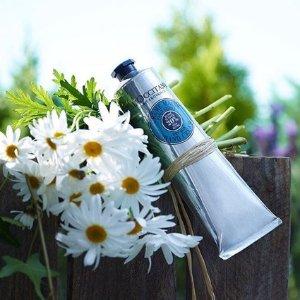 满额好礼+满£35免邮L'occitane官网 明星产品热卖 感受来自法国的沁人香氛