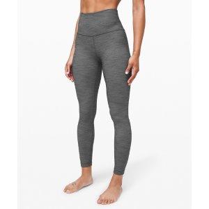 Lululemon销量冠军!Align™ 高腰瑜伽裤25