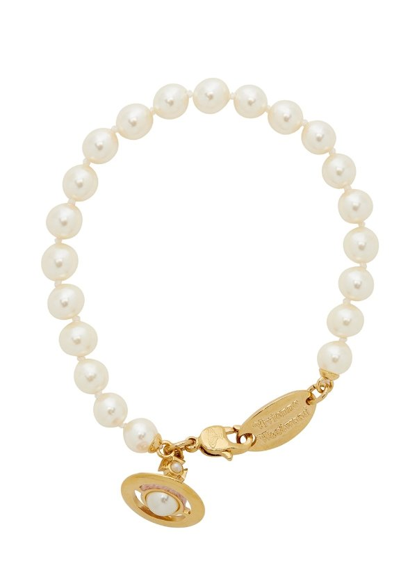 珍珠土星手链