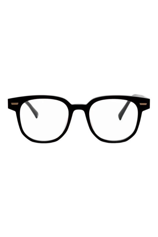 Black BA13011 黑框眼镜