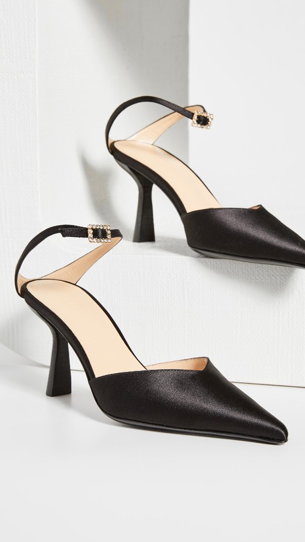 Alla穆勒鞋