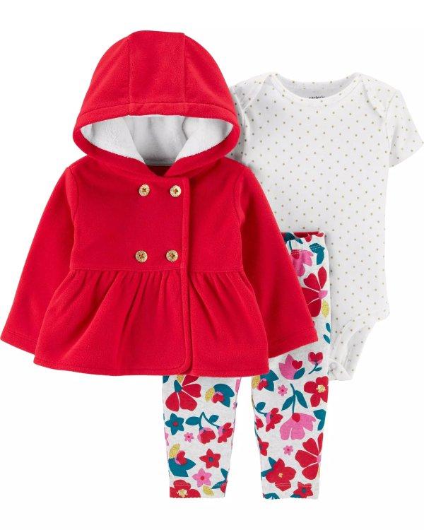 婴儿3件套