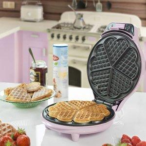 6.1折起 低至€17.99可收Amazon 三明治机闪促 三分钟搞定轻食料理 满足你的早餐需求