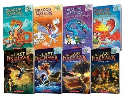 学乐Dragon Master套装童书