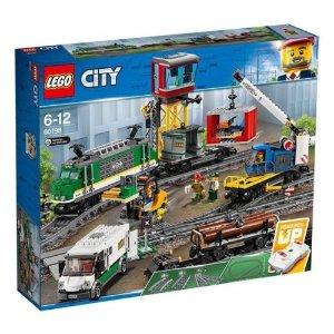 City Trains Cargo Train 60198