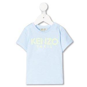 4折起+额外9折 £46收粉嫩T恤KENZO 火力全开折上折 收T恤、帽衫、包包等开春好物