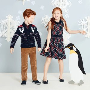 Up to 60% Off + Free ShippingBrooks Brothers Kids Fashion Clearance