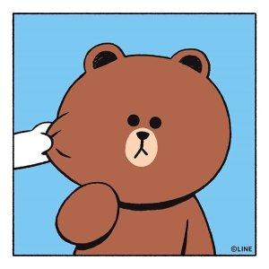 超萌文具8件套£7.99抱回家Line Friends 布朗熊周边好折热卖 萌到爆表无法抗拒
