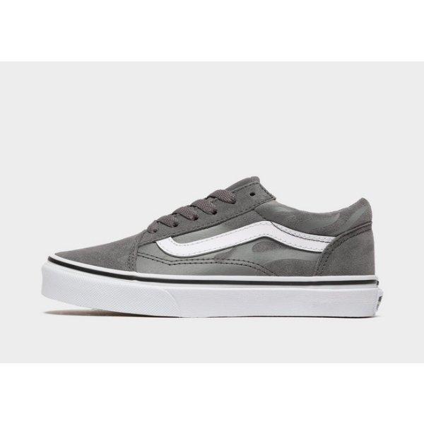 童鞋 迷彩灰