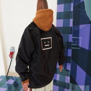 2.9折起 笑脸卫衣$225最后一天:Acne Studios 新年大促 热卖潮牌 马海毛毛衣$279