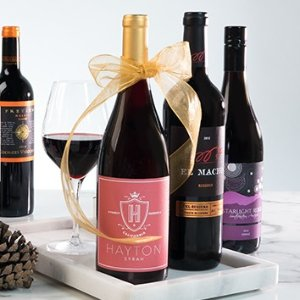 $102+包邮 1瓶仅$8.5独家:Martha Stewart Wine 热销欧洲桃红葡萄酒12瓶套装热卖