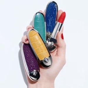 9折 + 满额免邮Harrods官网美容产品促销 收Guerlain超火唇膏、小奶瓶粉底
