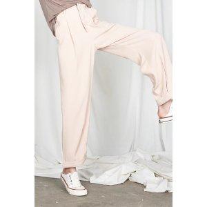 满£120享8.5折Relaxed High Rise 休闲裤